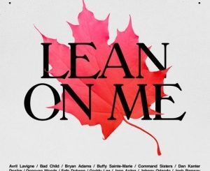 Various Artist Lean On Me Artistscan