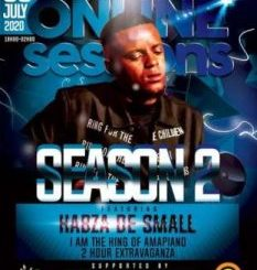 Kabza De Small The Kitchen Online Session Mix