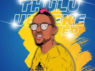 Sdala The Vocalist Thulu Ubheke ZIP Album Download