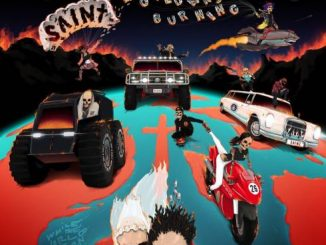 DOWNLOAD SAINt JHN While The World Was Burning ZIP & MP3 File