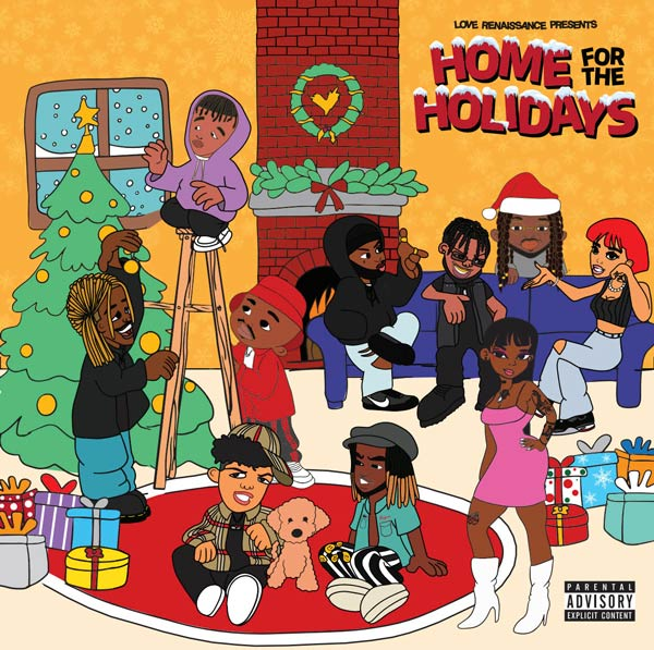 LVRN Ghetto Christmas Mp3 Download Audio