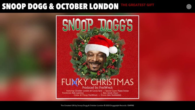 Snoop Dogg & October London Mp3 Download Audio