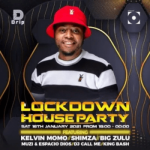Kelvin Momo Lockdown House Party Mix 2021 Mp3 Download Audio