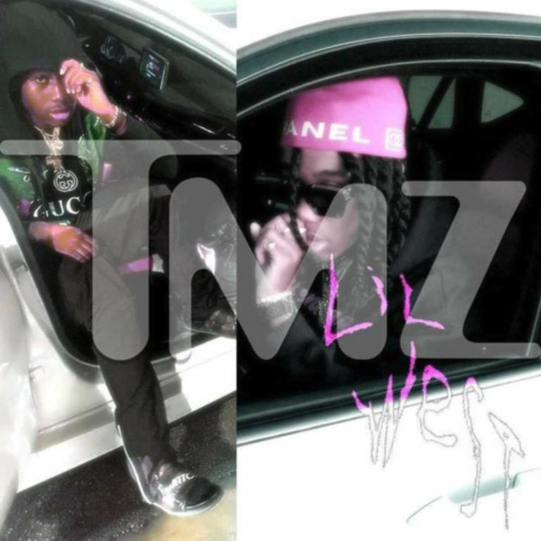 Lil West TMZ! Mp Download Audio