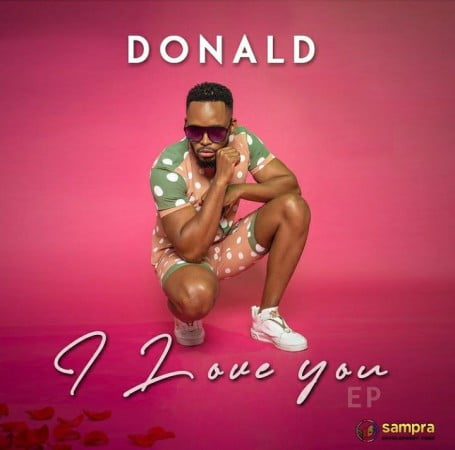 DOWNLOAD Donald I Love You EP ZIP & MP3 File