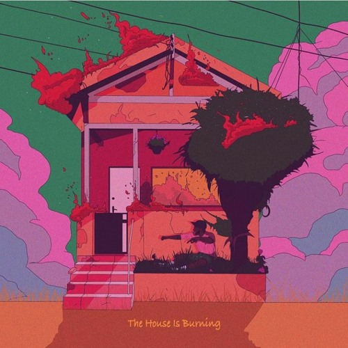 DOWNLOAD Isaiah Rashad The House is Burning ZIP & MP3 File