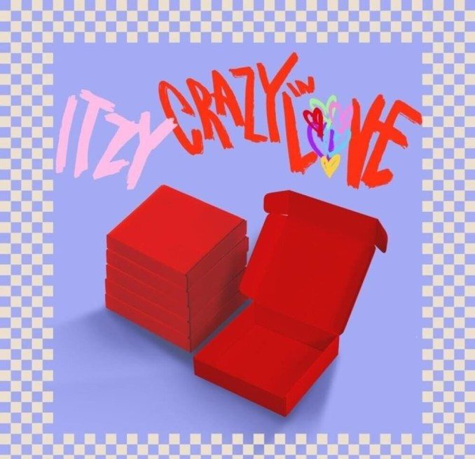 DOWNLOAD ITZY CRAZY IN LOVE ZIP & MP3 File