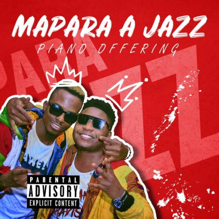 DOWNLOAD Mapara A Jazz Piano Offering ZIP & MP3 File