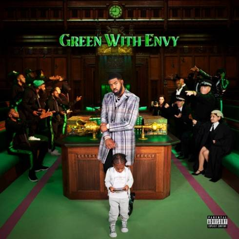 DOWNLOAD Tion Wayne Green With Envy ZIP & MP3 File